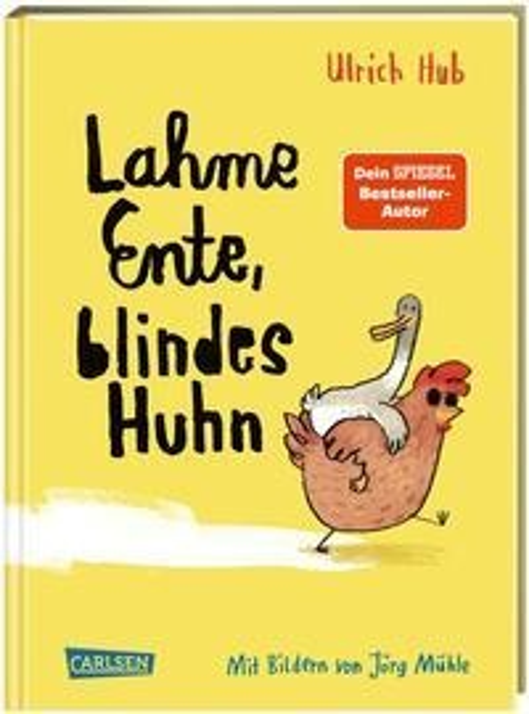 Lahme Ente, blindes Huhn