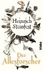 [Heinrich Steinfest: Der Allesforscher]