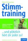 [Patric P. Kutscher: Stimmtraining]
