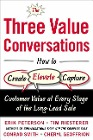 [Erik Peterson, Tim Riesterer, Conrad Smith: The Three Value Conversations: How to Create, Elevate, and Capture Customer Value at Every Stage of the Long-Lead Sale]