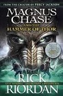 [Rick Riordan: Magnus Chase 02 and the Hammer of Thor]