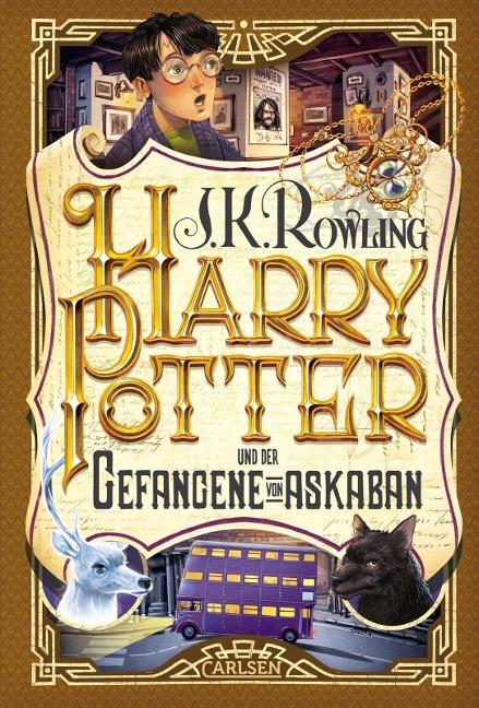 Harry Potter 3 und der Gefangene von Askaban