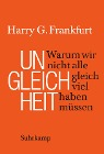 [Harry G. Frankfurt: Ungleichheit]
