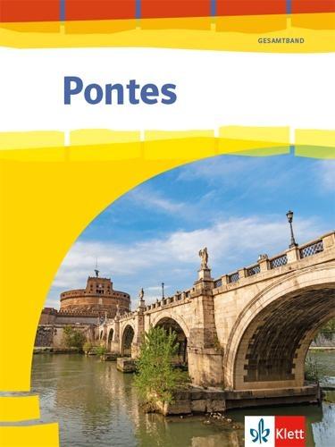 Pontes Gesamtband. Schülerbuch 1.-3. Lernjahr bzw. 1.-4. Lernjahr