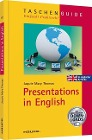 [Jaquie Mary Thomas: Presentations in English]