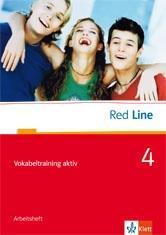 Red Line 4. Vokabeltraining aktiv