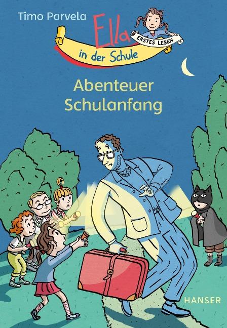 Ella in der Schule - Abenteuer Schulanfang