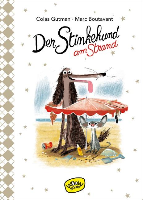 Der Stinkehund am Strand (Bd. 2)