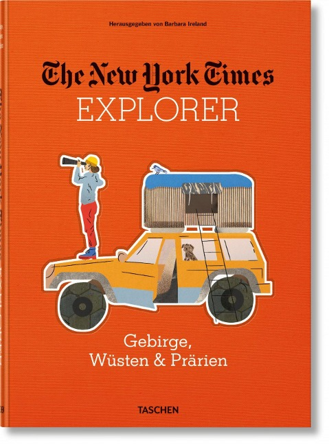 The New York Times Explorer. NYT Gebirge, Wüsten & Prärien