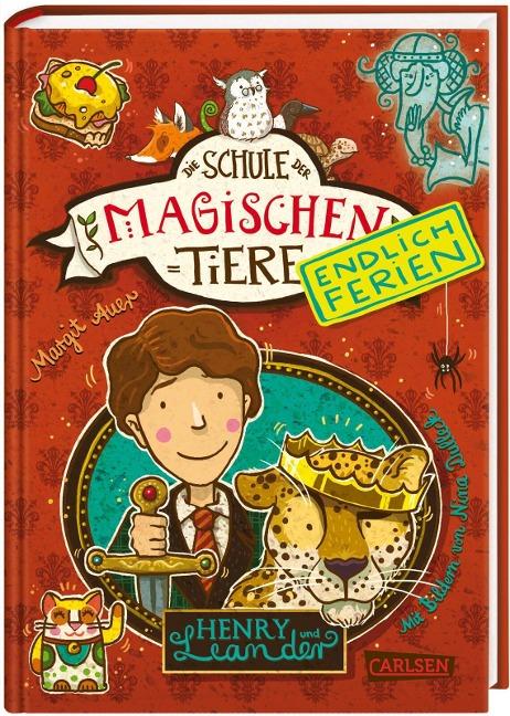 Die Schule der magischen Tiere - Endlich Ferien 3. Henry und Leander