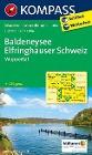 [Baldeneysee - Elfringhauser Schweiz - Wuppertal 1 : 25 000]
