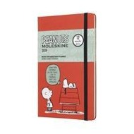 2019 Moleskine Peanuts Limited Edition Notebook Blue Large Weekly 12 Month Diary