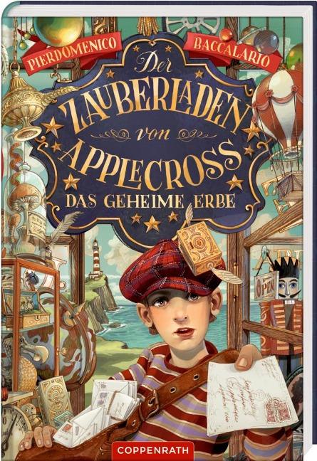 Der Zauberladen von Applecross (Relaunch)