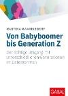 [Martina Mangelsdorf: Von Babyboomer bis Generation Z]