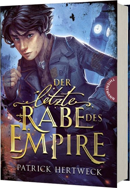 Der letzte Rabe des Empire