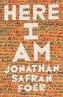 [Jonathan Safran Foer: Here I Am]