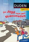 [Henriette Wich: Leseprofi - Die Jagd nach dem Museumsdieb, 1. Klasse]