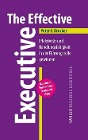 [Peter F. Drucker: The Effective Executive]