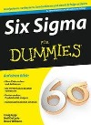 [Craig Gygi, Neil DeCarlo, Bruce Williams: Six Sigma für Dummies]