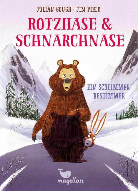 Rotzhase & Schnarchnase - Ein schlimmer Bestimmer - Band 5