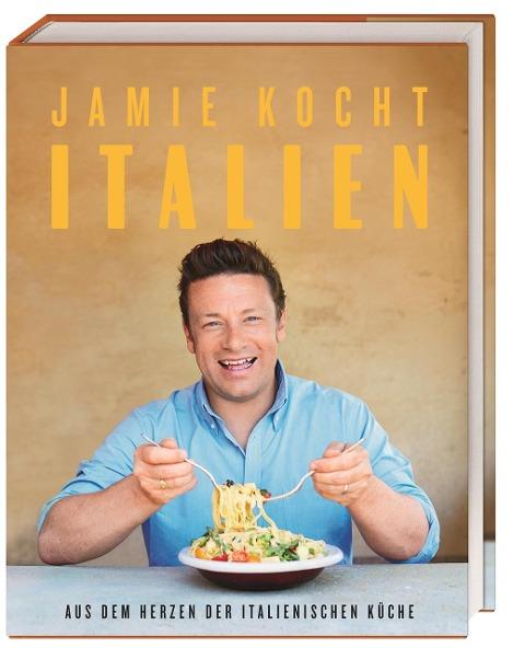 Jamie Kocht Italien Bei Buchhandlung Heymann