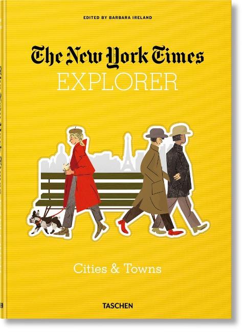 NYT Explorer. Städte & Metropolen