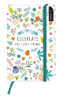[myNOTES: Celebrate the Little Things / Notizbuch klein / Liniert]