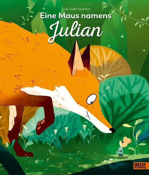 Eine Maus namens Julian