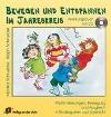 [Monika Schneider, Ralph Paul Schneider: Bewegen und Entspannen im Jahreskreis. Buch und CD]