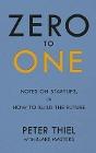 [Peter Thiel, Blake Masters: Zero to One]