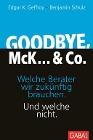 [Edgar K. Geffroy, Benjamin Schulz: Goodbye, McK... & Co.]