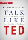 [Carmine Gallo: Talk like TED]