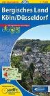 [ADFC-Regionalkarte Bergisches Land / Rheinland 1 : 75 000]