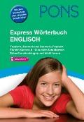 PONS Express Wörterbuch Englisch