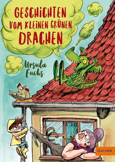 Geschichten vom kleinen grünen Drachen
