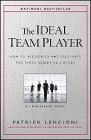 [Patrick M. Lencioni: The Ideal Team Player]