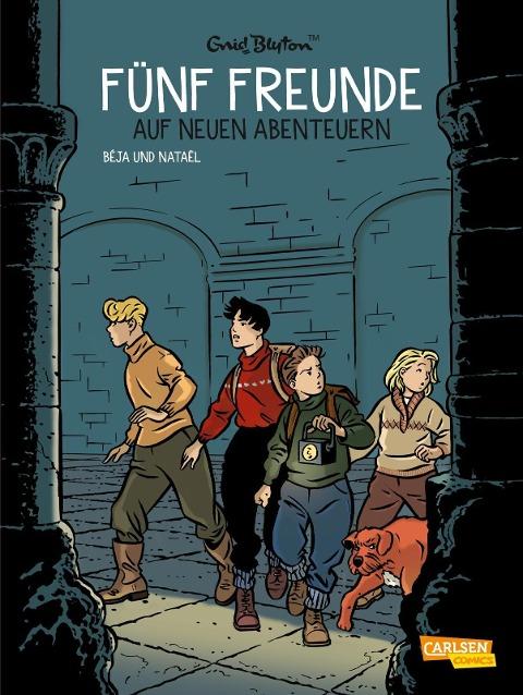 Fünf Freunde 2: Fünf Freunde auf neuen Abenteuern