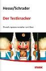 [Jürgen Hesse, Hans-Christian Schrader: Testtraining / Der Testknacker]