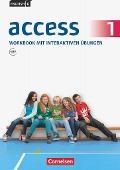 English G Access 01: 5. Schuljahr. Workbook mit interaktiven Übungen auf scook.de. Allgemeine Ausgabe