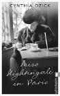 [Cynthia Ozick: Miss Nightingale in Paris]