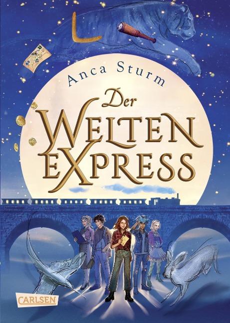 Der Welten-Express 1