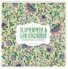 [Malbuch für Erwachsene: Blumenmeer & Gartenzauber]