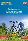 [Bikeline Radtourenbuch Deutschland RadFernWege]